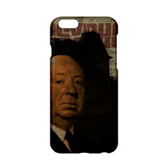 Alfred Hitchcock   Psycho  Apple Iphone 6/6s Hardshell Case by Valentinaart