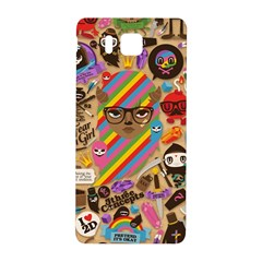 Background Images Colorful Bright Samsung Galaxy Alpha Hardshell Back Case by Simbadda