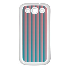 Hald Simulate Tritanope Color Vision With Color Lookup Tables Samsung Galaxy S3 Back Case (White)