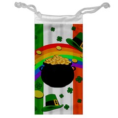Pot of gold Jewelry Bag