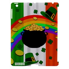 Pot Of Gold Apple Ipad 3/4 Hardshell Case (compatible With Smart Cover) by Valentinaart