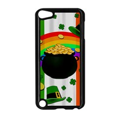 Pot Of Gold Apple Ipod Touch 5 Case (black) by Valentinaart