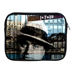 Al Capone  Apple Ipad 2/3/4 Zipper Cases by Valentinaart