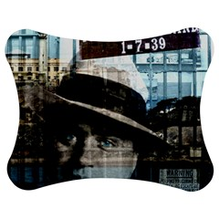 Al Capone  Jigsaw Puzzle Photo Stand (bow) by Valentinaart