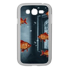 Natural Habitat Samsung Galaxy Grand Duos I9082 Case (white) by Valentinaart
