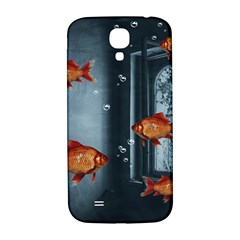 Natural Habitat Samsung Galaxy S4 I9500/i9505  Hardshell Back Case by Valentinaart
