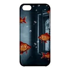 Natural Habitat Apple Iphone 5c Hardshell Case by Valentinaart
