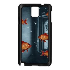 Natural Habitat Samsung Galaxy Note 3 N9005 Case (black) by Valentinaart