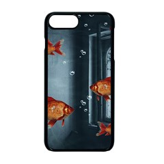 Natural Habitat Apple Iphone 7 Plus Seamless Case (black) by Valentinaart