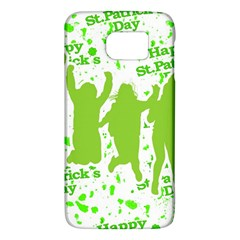 Saint Patrick Motif Galaxy S6 by dflcprints