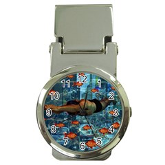 Urban Swimmers   Money Clip Watches by Valentinaart