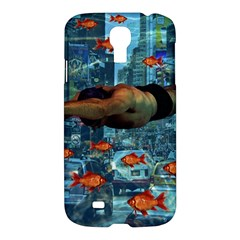 Urban Swimmers   Samsung Galaxy S4 I9500/i9505 Hardshell Case by Valentinaart