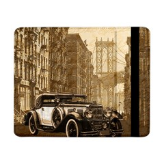 Vintage Old Car Samsung Galaxy Tab Pro 8 4  Flip Case by Valentinaart