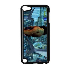 Urban Swimmers   Apple Ipod Touch 5 Case (black) by Valentinaart