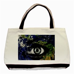 Mother Earth  Basic Tote Bag by Valentinaart