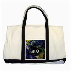 Mother Earth  Two Tone Tote Bag by Valentinaart