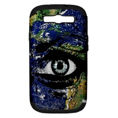 Mother Earth  Samsung Galaxy S Iii Hardshell Case (pc+silicone) by Valentinaart