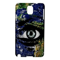Mother Earth  Samsung Galaxy Note 3 N9005 Hardshell Case by Valentinaart