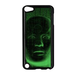Code  Apple Ipod Touch 5 Case (black) by Valentinaart