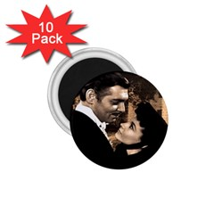 Gone With The Wind 1 75  Magnets (10 Pack)  by Valentinaart