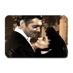 Gone With The Wind Plate Mats by Valentinaart