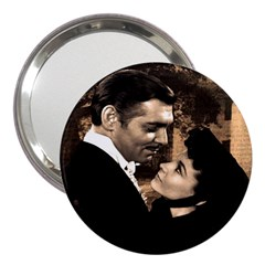 Gone With The Wind 3  Handbag Mirrors