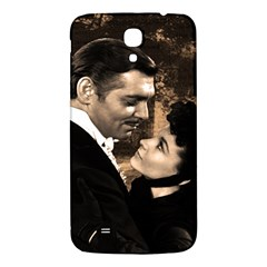 Gone With The Wind Samsung Galaxy Mega I9200 Hardshell Back Case by Valentinaart