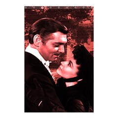 Gone With The Wind Shower Curtain 48  X 72  (small)  by Valentinaart