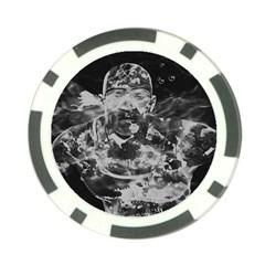 Angel Poker Chip Card Guard by Valentinaart