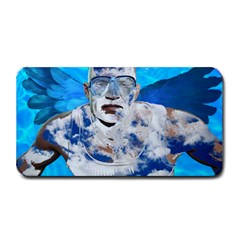 Swimming Angel Medium Bar Mats by Valentinaart