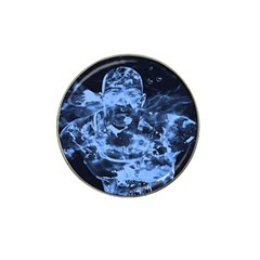 Blue Angel Hat Clip Ball Marker (4 Pack) by Valentinaart