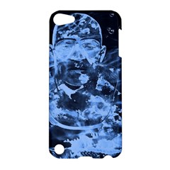 Blue Angel Apple Ipod Touch 5 Hardshell Case by Valentinaart