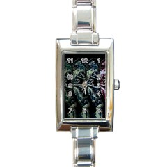Cyber Kid Rectangle Italian Charm Watch by Valentinaart