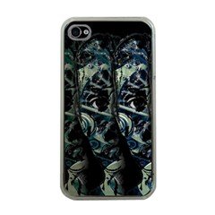 Cyber Kid Apple Iphone 4 Case (clear) by Valentinaart