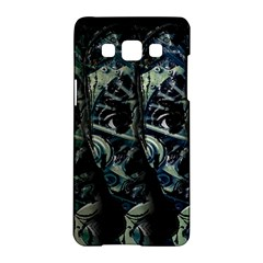 Cyber Kid Samsung Galaxy A5 Hardshell Case  by Valentinaart