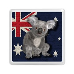 Australia  Memory Card Reader (square)  by Valentinaart
