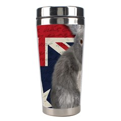 Australia  Stainless Steel Travel Tumblers by Valentinaart