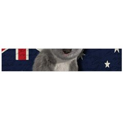 Australia  Flano Scarf (large) by Valentinaart