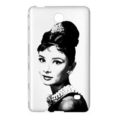 Audrey Hepburn Samsung Galaxy Tab 4 (7 ) Hardshell Case  by Valentinaart