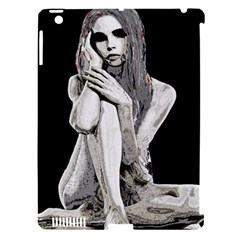 Stone Girl Apple Ipad 3/4 Hardshell Case (compatible With Smart Cover) by Valentinaart