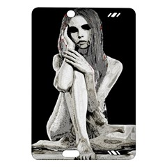 Stone Girl Amazon Kindle Fire Hd (2013) Hardshell Case by Valentinaart