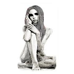Stone Girl Memory Card Reader by Valentinaart