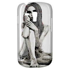 Stone Girl Galaxy S3 Mini by Valentinaart