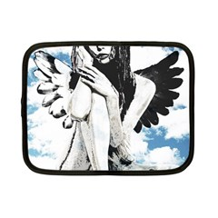 Angel Netbook Case (small)  by Valentinaart