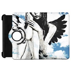 Angel Kindle Fire Hd 7  by Valentinaart