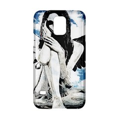 Angel Samsung Galaxy S5 Hardshell Case  by Valentinaart