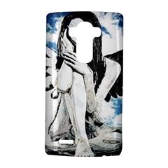 Angel Lg G4 Hardshell Case by Valentinaart
