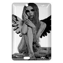 Stone Angel Amazon Kindle Fire Hd (2013) Hardshell Case by Valentinaart