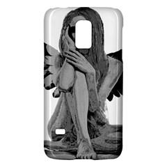 Stone Angel Galaxy S5 Mini by Valentinaart