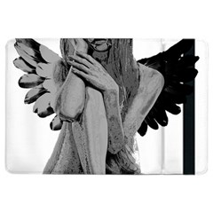 Stone Angel Ipad Air 2 Flip by Valentinaart